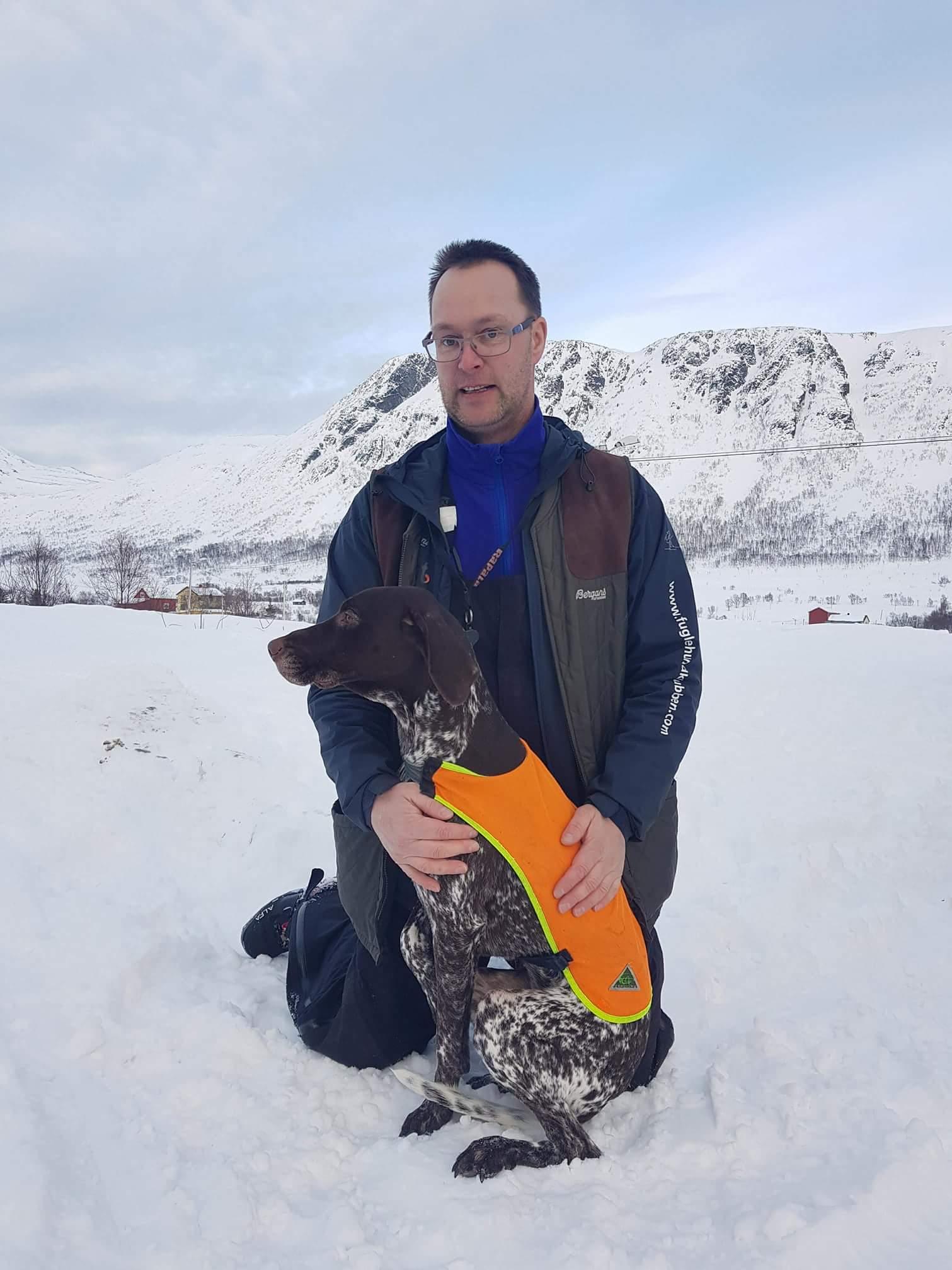 KV Åsrampens A Kitty, NO53813/14. Tor Egon Johansen